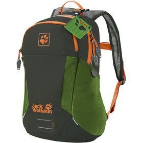 Jack Wolfskin Moab Jam Sac à dos Enfant, antique green